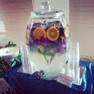 Floral & Herbal Infused Spring Water