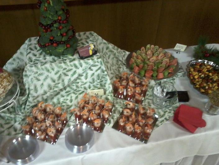 Shooter display for BAH Symphony of Trees 2012.